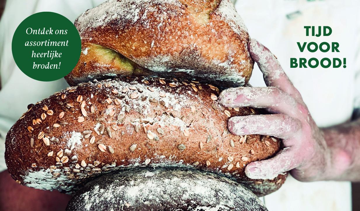 tijd voor brood