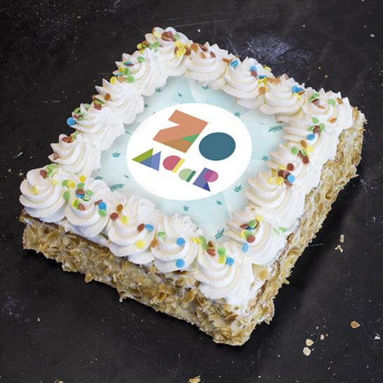 Zomaar taart